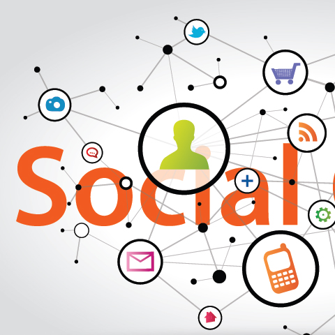 Strategic nurturing through social media